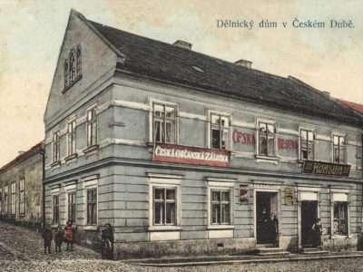 Historický kulturní dům 21.století