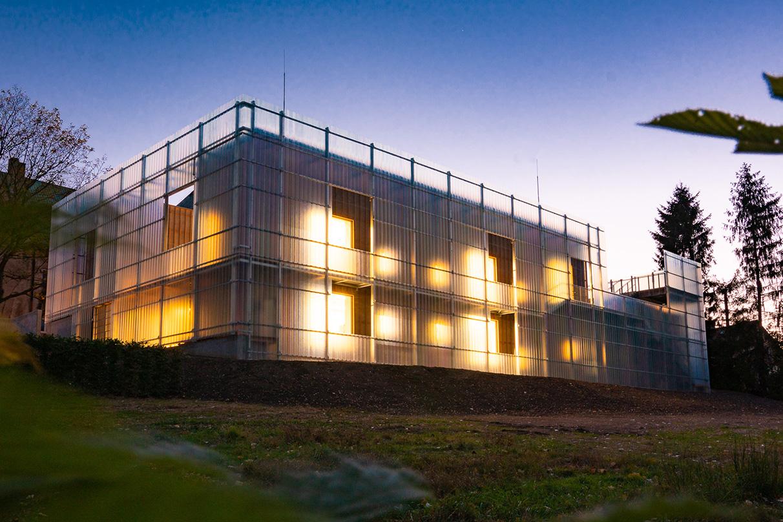 Futuristická školka, kterou postavil Brex, slaví úspěchy